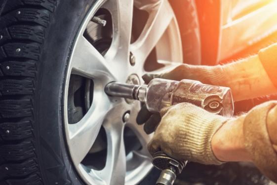 Réparation pneu Lisieux